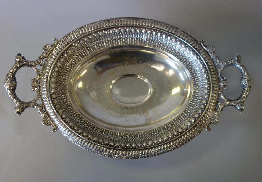 Continental Silver Centerpiece Bowl - 2
