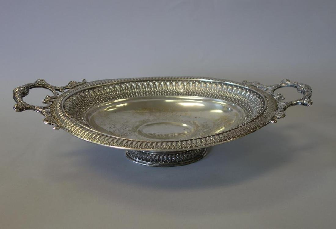 Continental Silver Centerpiece Bowl - 4