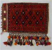 Balisht / Pushti Wool Carpet Storage Bag