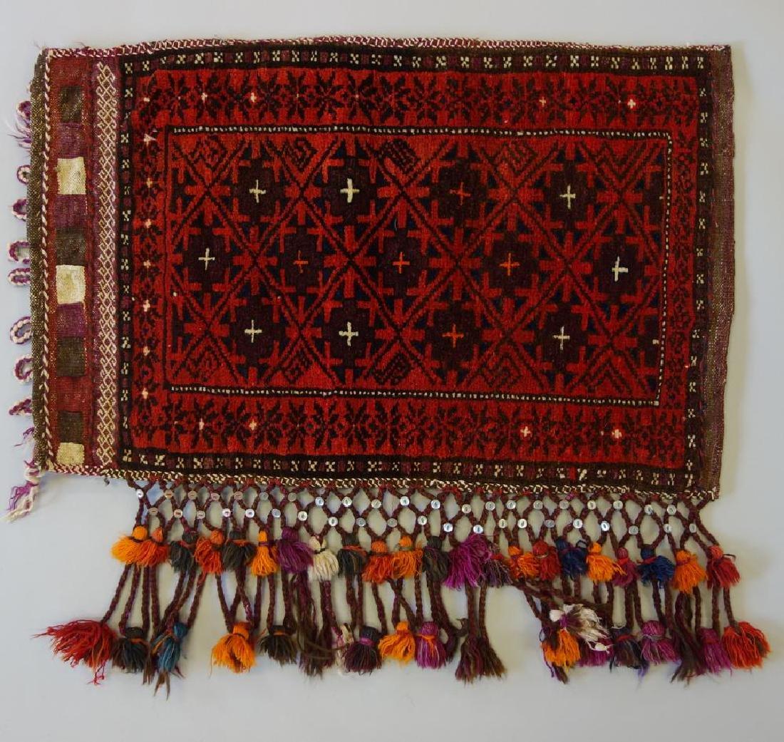Balisht / Pushti Wool Carpet Storage Bag