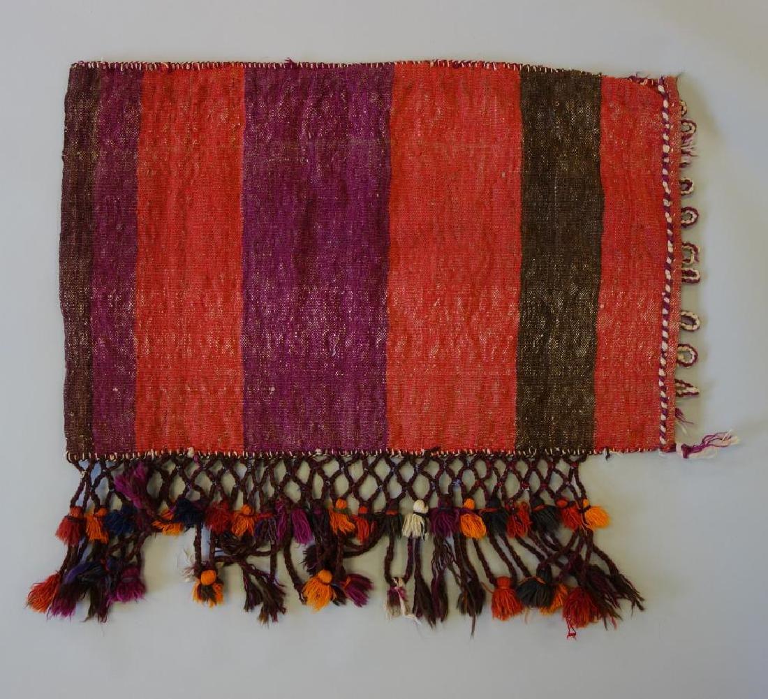 Balisht / Pushti Wool Carpet Storage Bag - 2