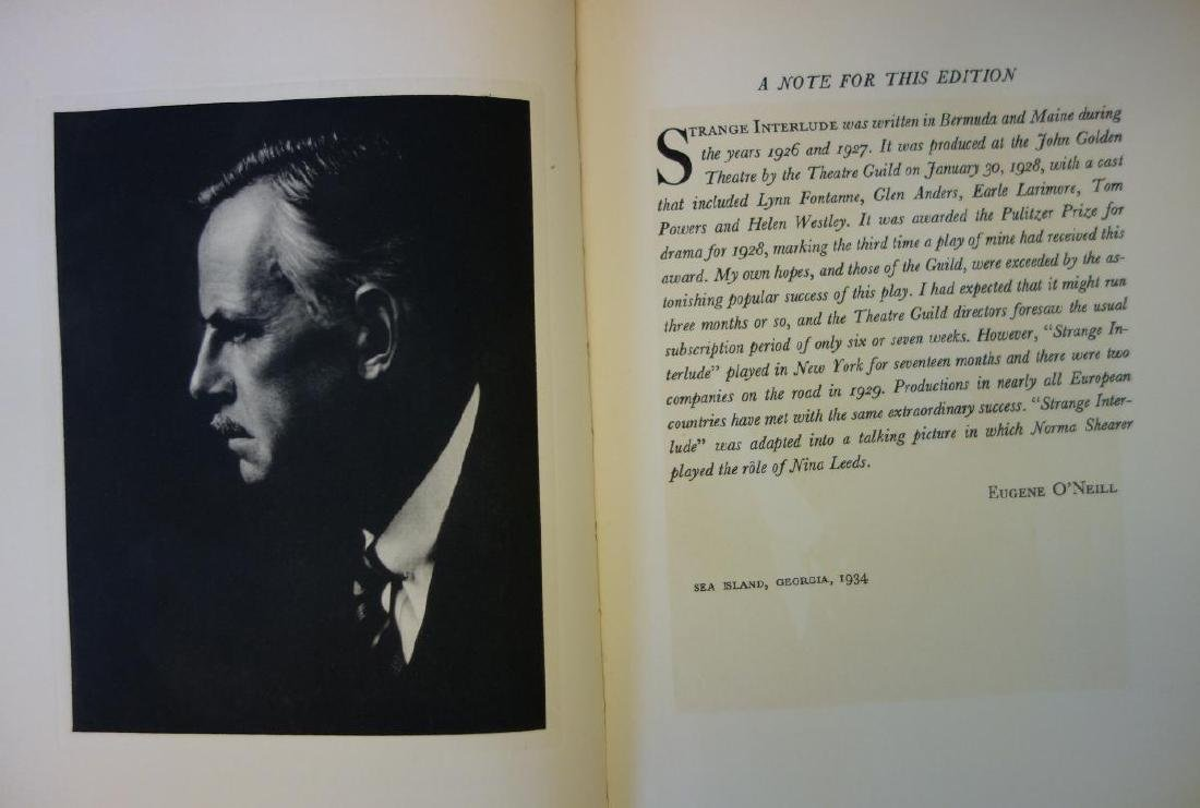 The Plays of Eugene O'Neill, Signed Edition - 5