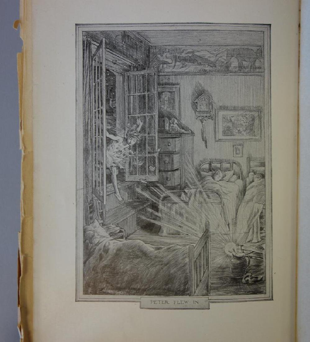 Peter and Wendy 1st American Edition, J.M. Barrie - 4