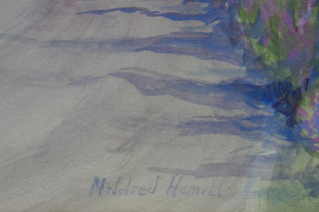 Mildred Hamill (1870-1970)  Alaska Landscape - 3