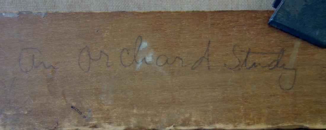 Bessie Hendricks (1867-1929) Orchard Study - 4