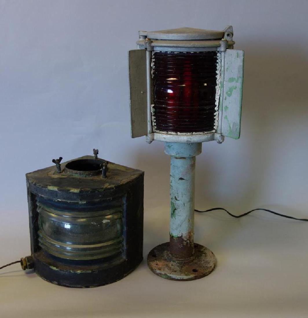 Navigation Lamp & Starboard Running Light, Electri