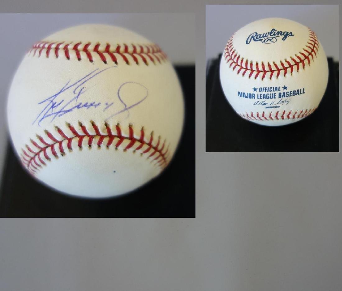 Ken Griffey Jr. Rawlings Autographed Baseball