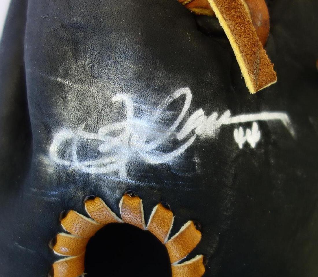Mike Cameron Autographed Rawlings Baseball Glove - 3