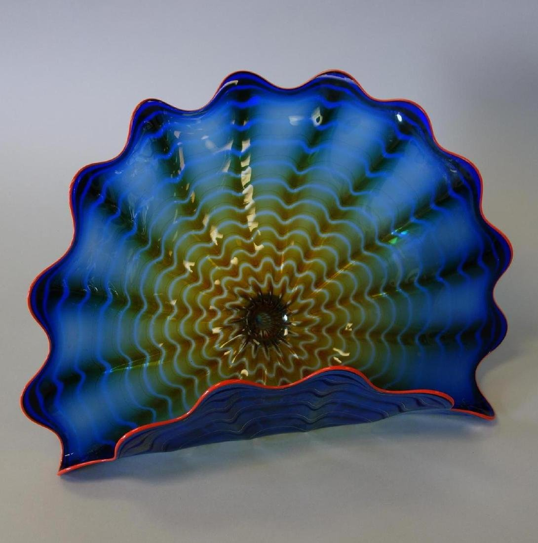 Dale Chihuly (b-1941) Large Persian, 1994