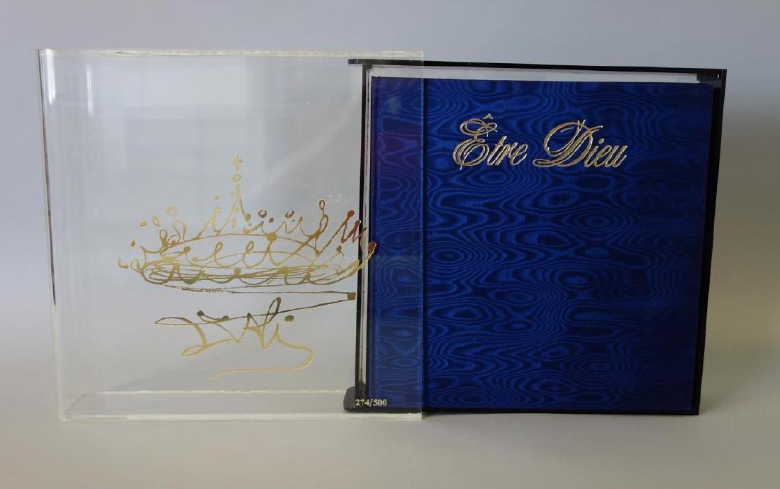 Salvador Dali, Etre Dieu, Grand Opera Portfolio - 2