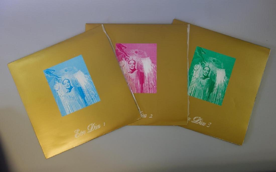 Salvador Dali, Etre Dieu, Grand Opera Portfolio - 4