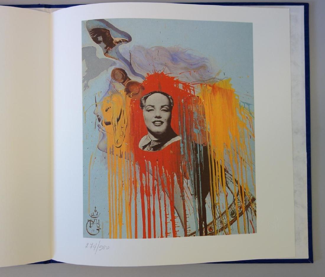 Salvador Dali, Etre Dieu, Grand Opera Portfolio - 7