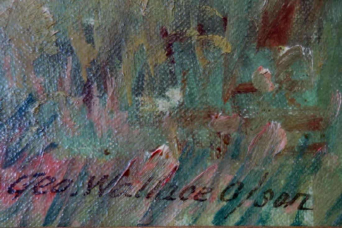 George W Olson (1876-1938) California Landscape - 3