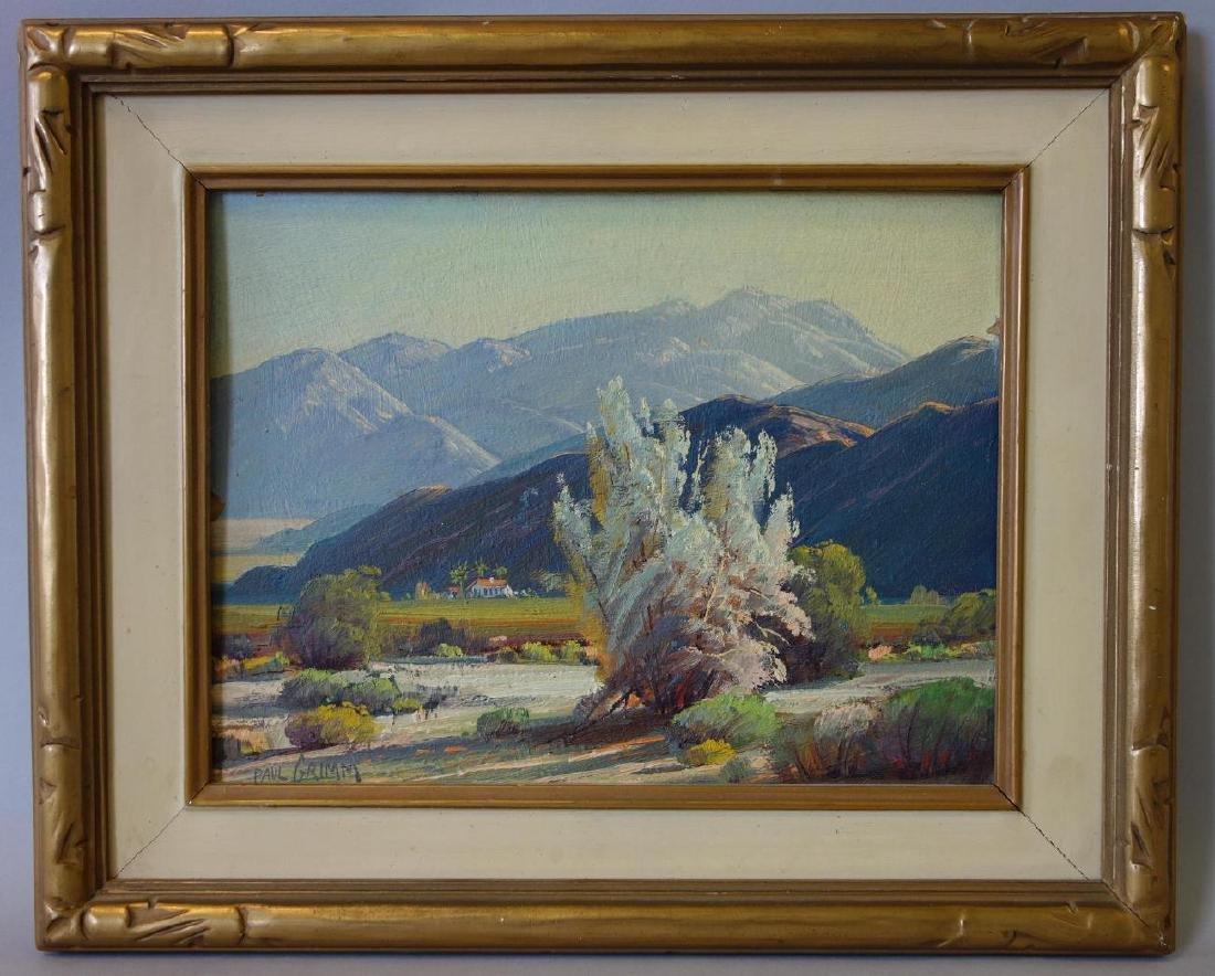 Paul Grimm (1891-1974) Desert Landscape - 2
