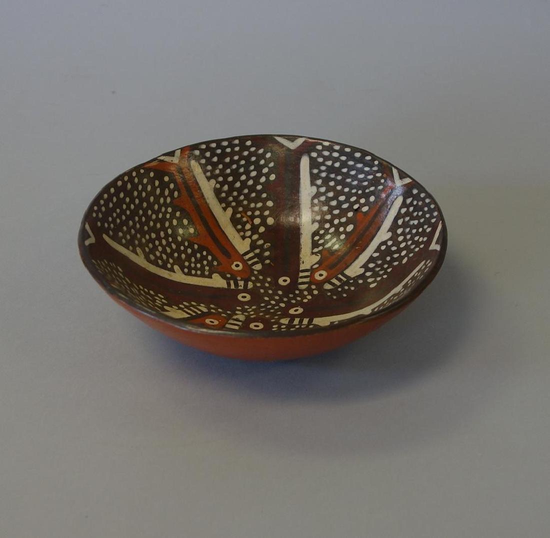 Nazca Ceramic Bowl, Peru, 400-600 A.D. - 2