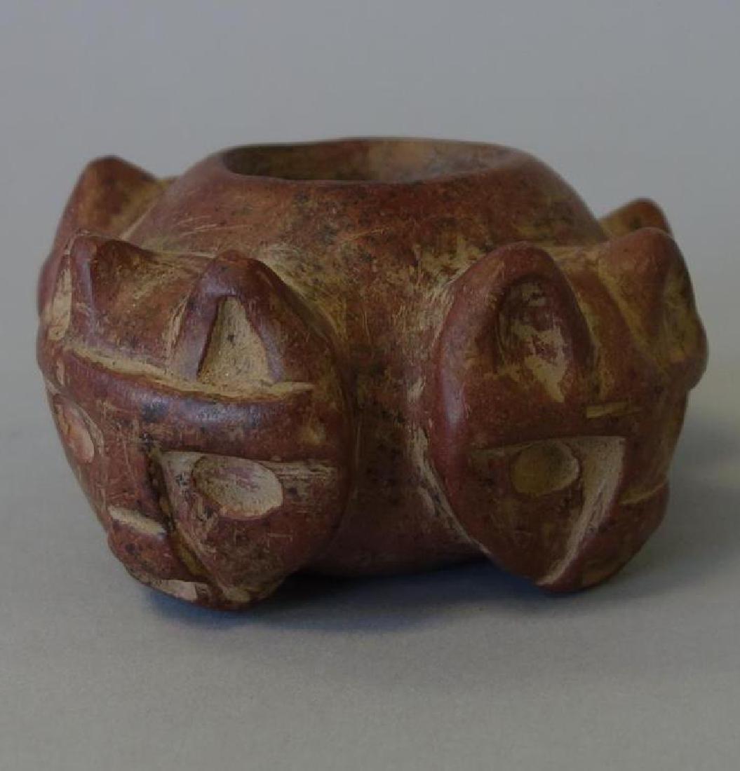 Inca Stone Mace Head, Bullowa Collection