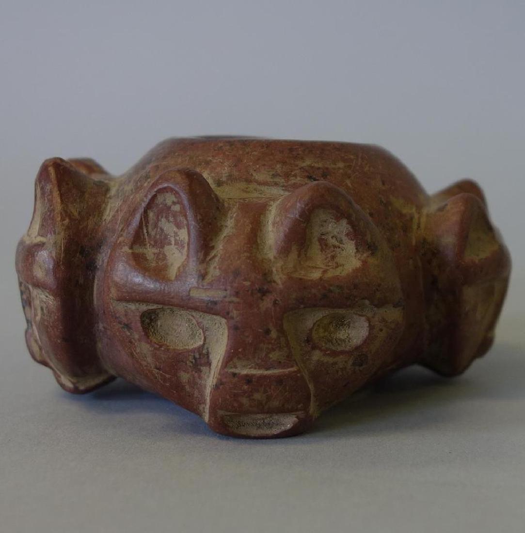 Inca Stone Mace Head, Bullowa Collection - 4