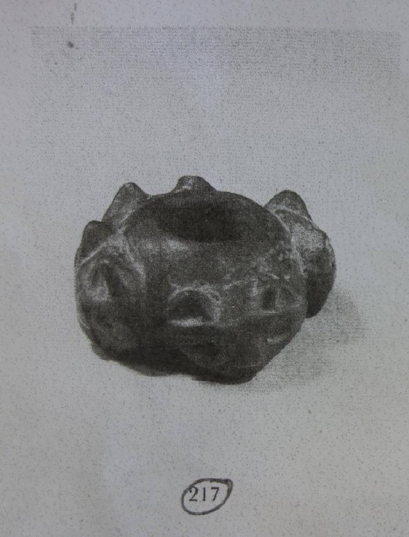Inca Stone Mace Head, Bullowa Collection - 8
