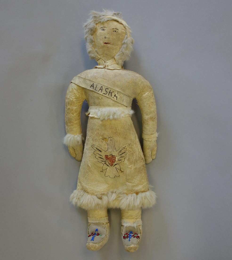 Native American Indian, Alaska Eskimo Doll