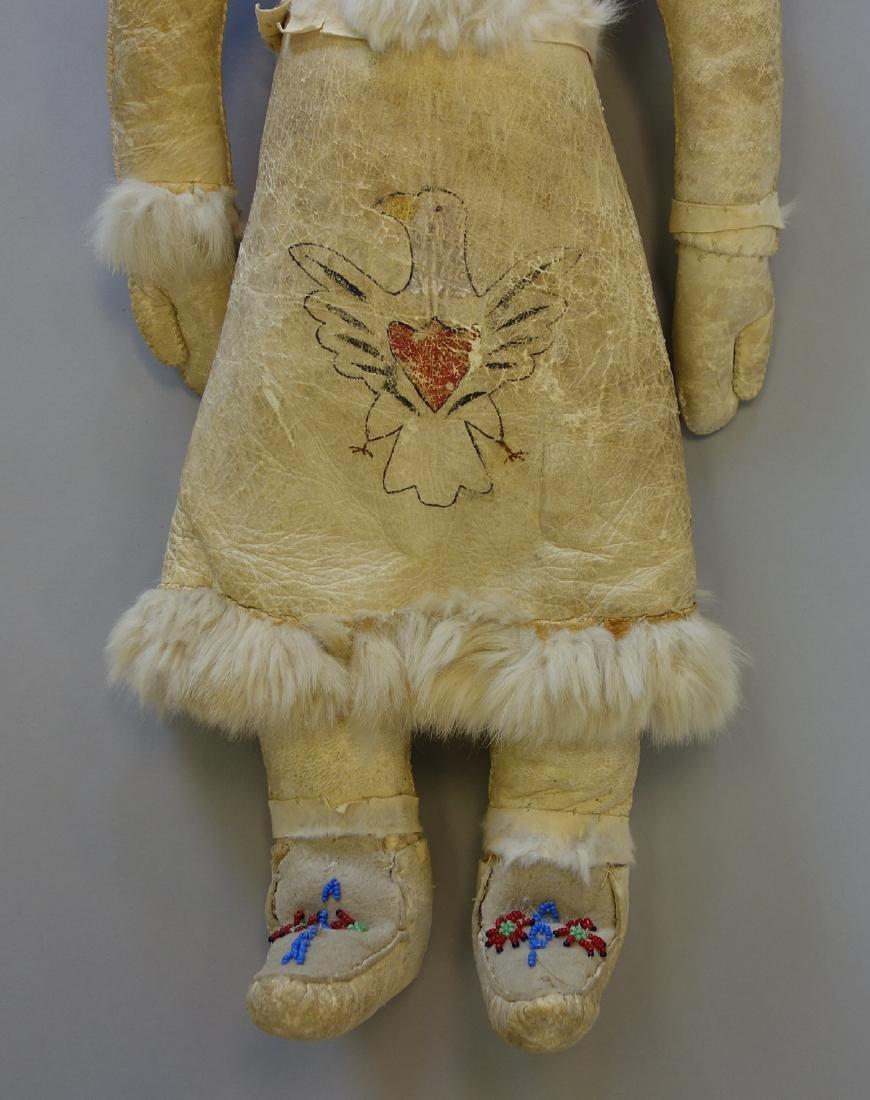 Native American Indian, Alaska Eskimo Doll - 3