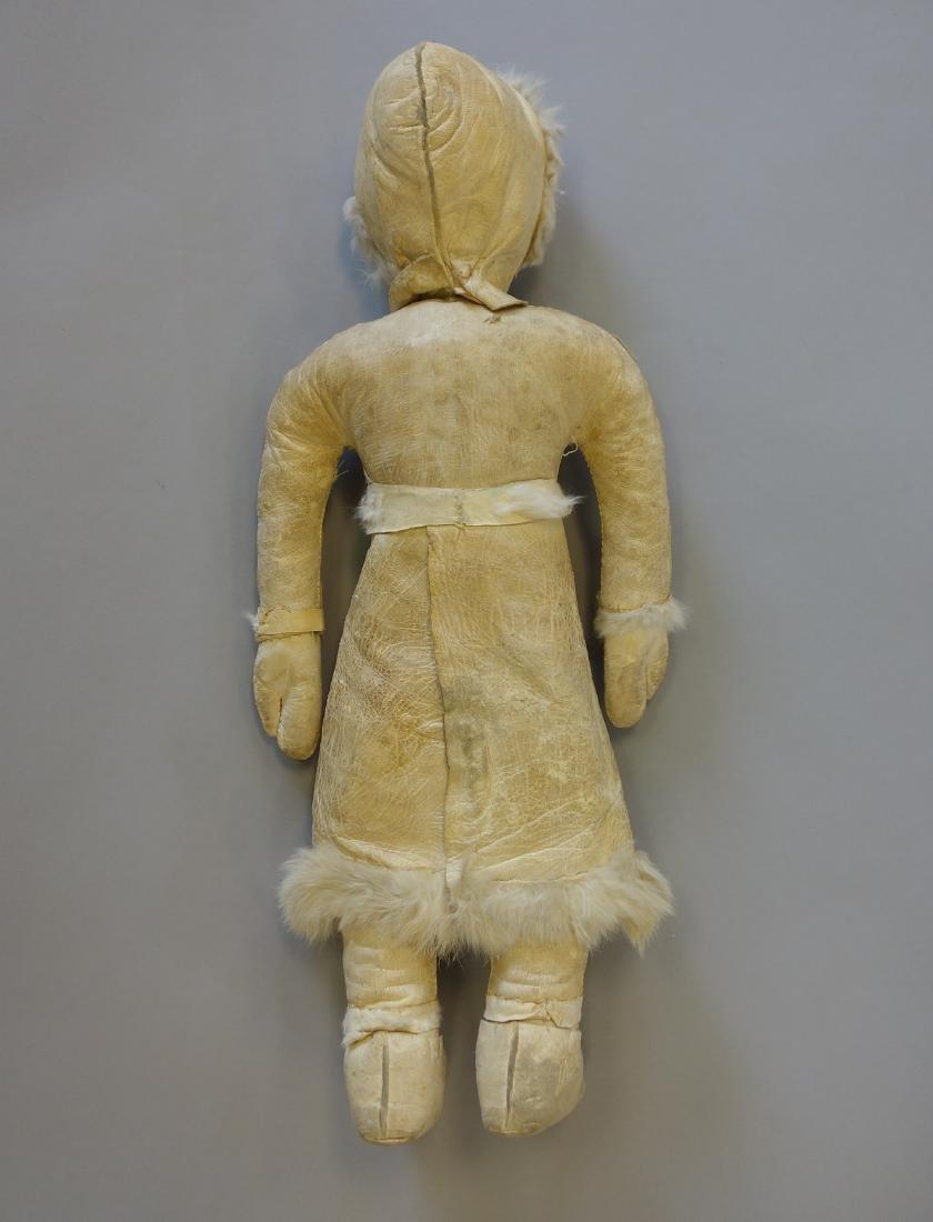 Native American Indian, Alaska Eskimo Doll - 4
