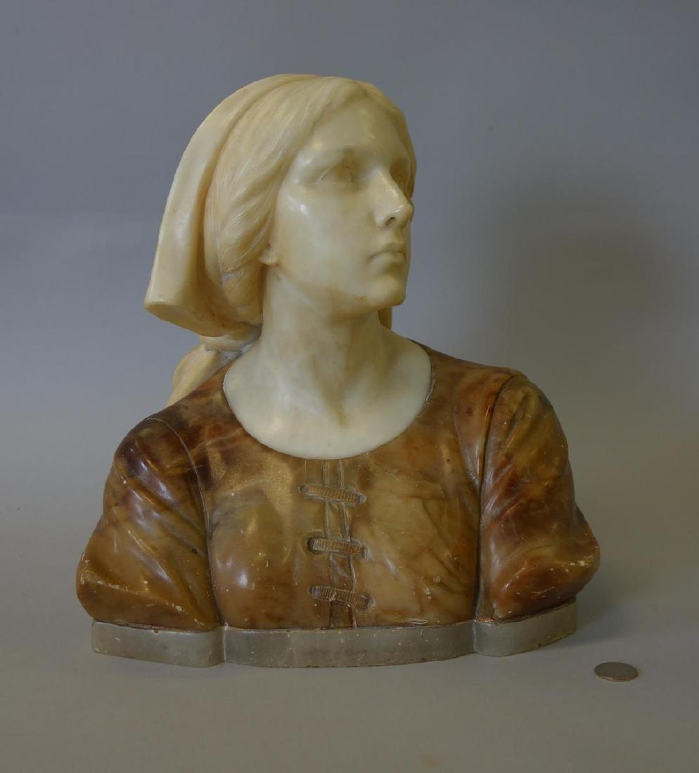 Giuseppe Bessi (1857-1922) Joan of Arc - 2