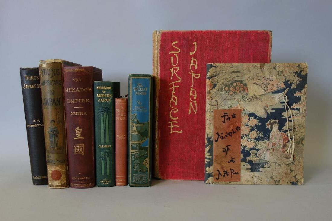8 Books, Japanese Culture, Empire, History +