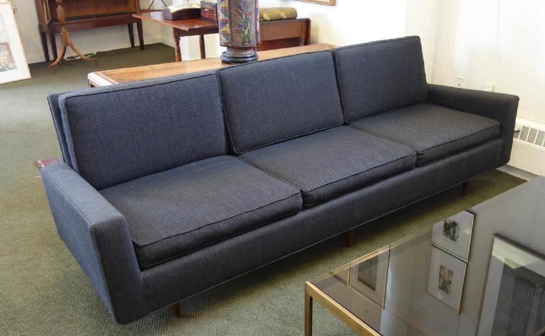 Florence Knoll Mid-Century 3-Seat Sofa