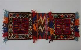 Qashgai / Kashgai Bag Face Saddle Bag