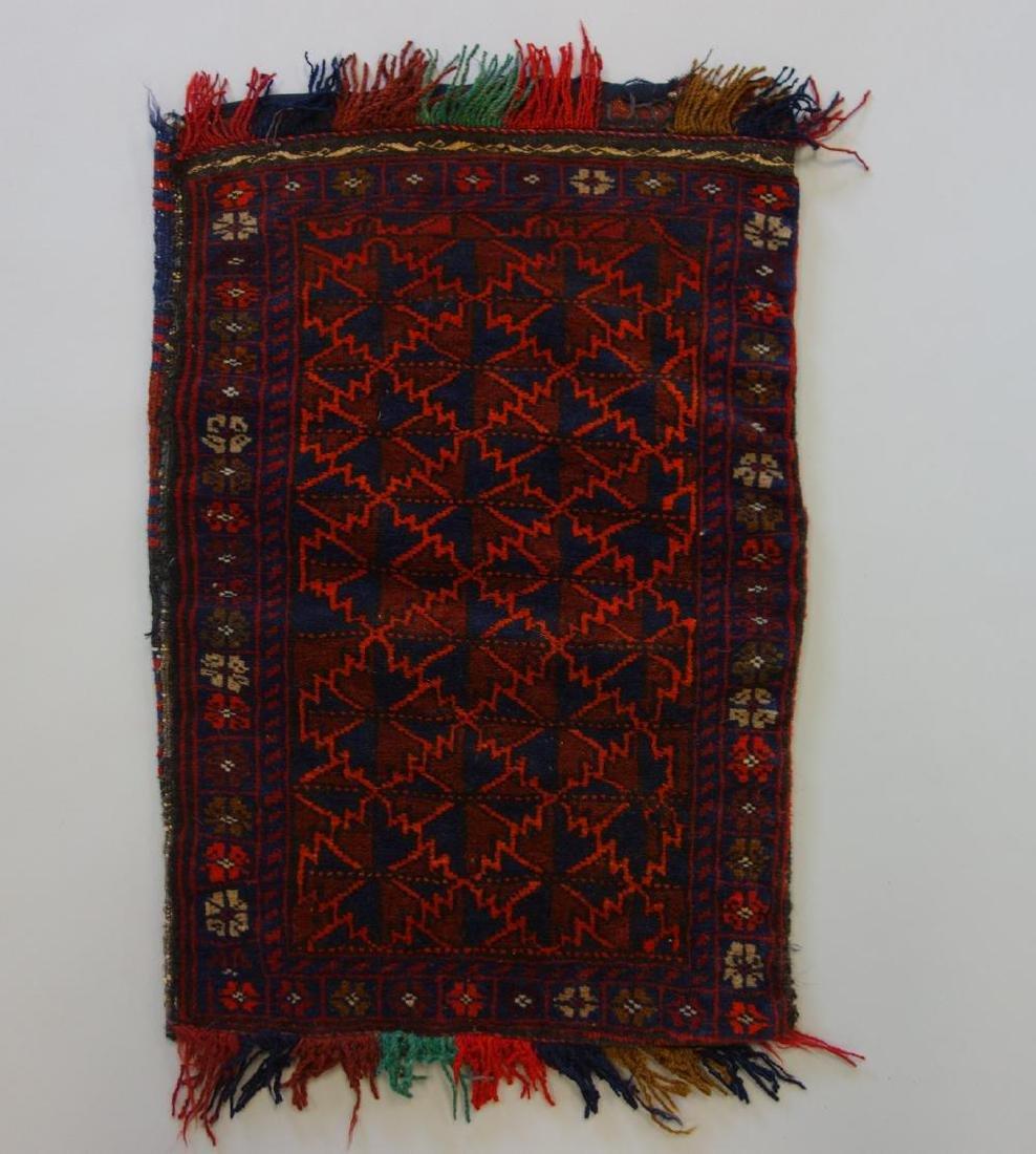 Large Persian Bag Face Storage Bag
