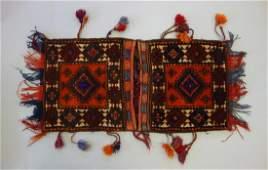 Qashgai  Kashgai Bag Face Saddle Bag