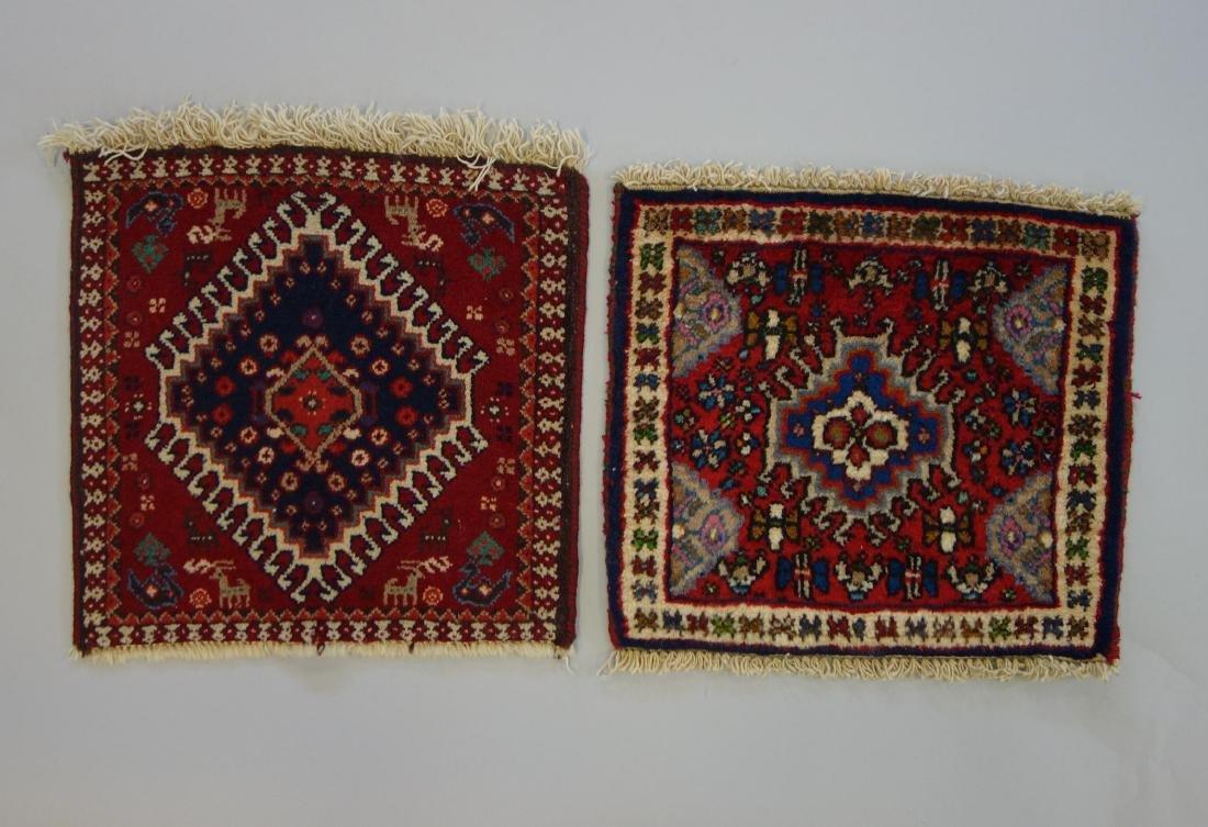 Shiraz & Caucasian Wool Rug Mats
