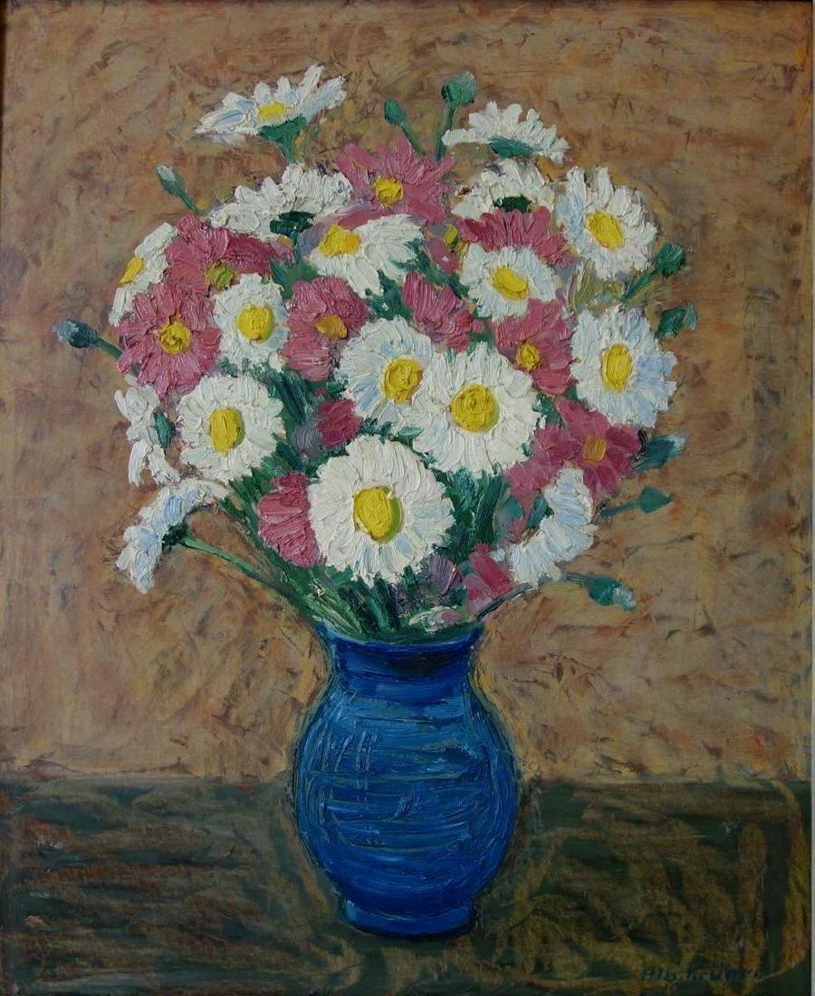 Albert Kruger (1885-1965) Still Life