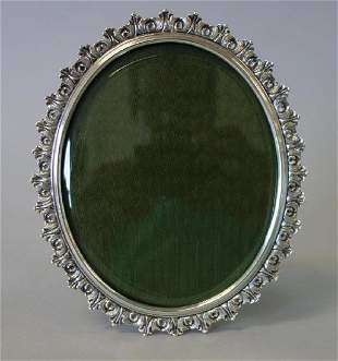 Buccellati Sterling Silver Frame, Italy