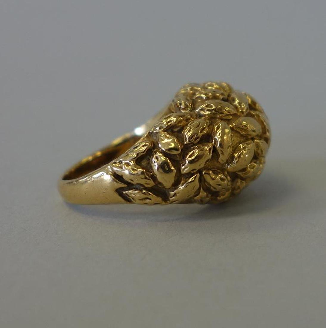 Van Cleef & Arpels 18K Gold Ring - 2