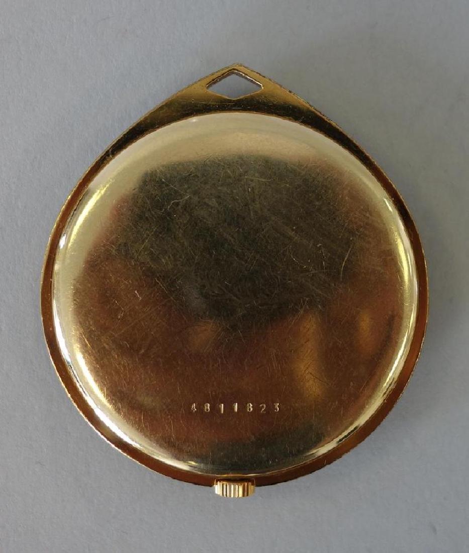 Seiko Diashock Pocket Watch, 25 Jewels - 2