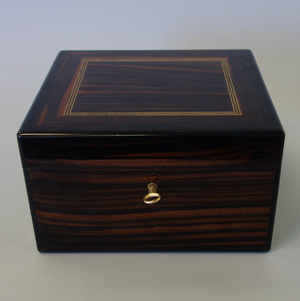 Dunhill Rosewood Cigar Humidor Box