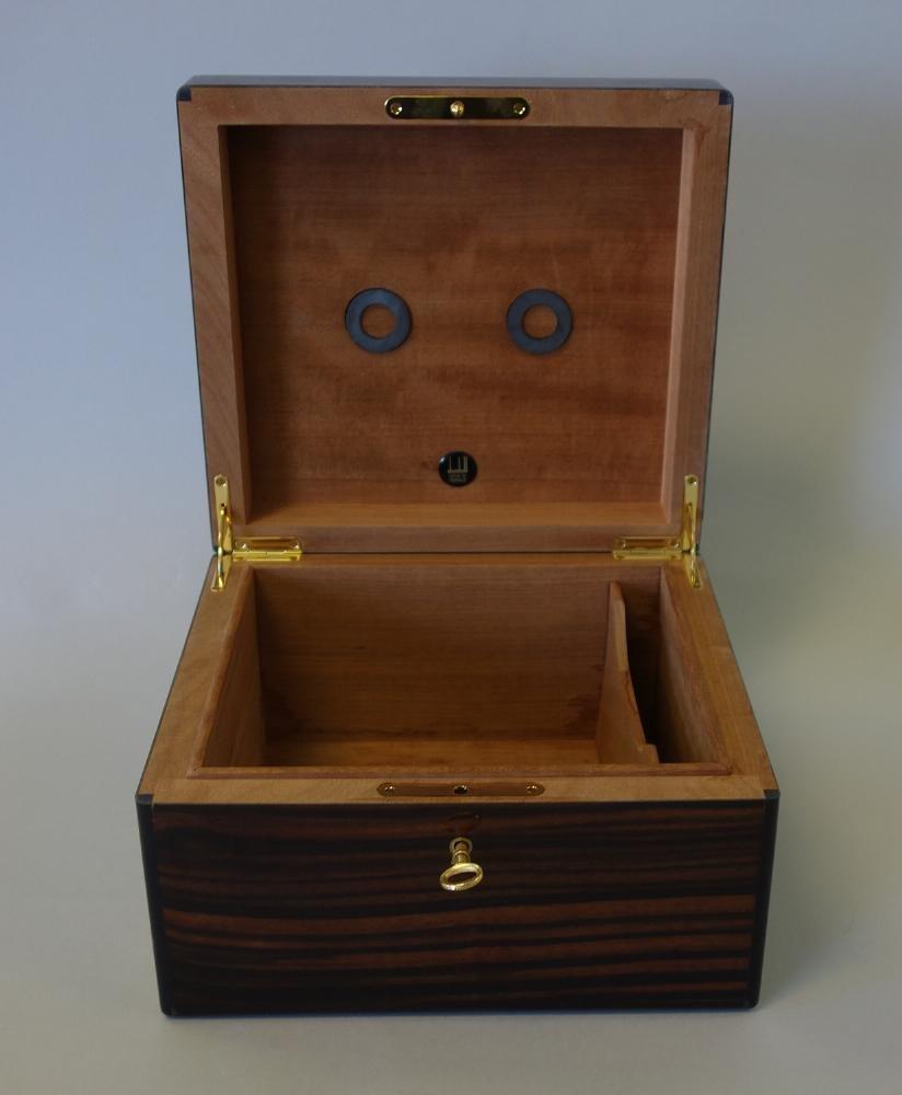 Dunhill Rosewood Cigar Humidor Box - 3