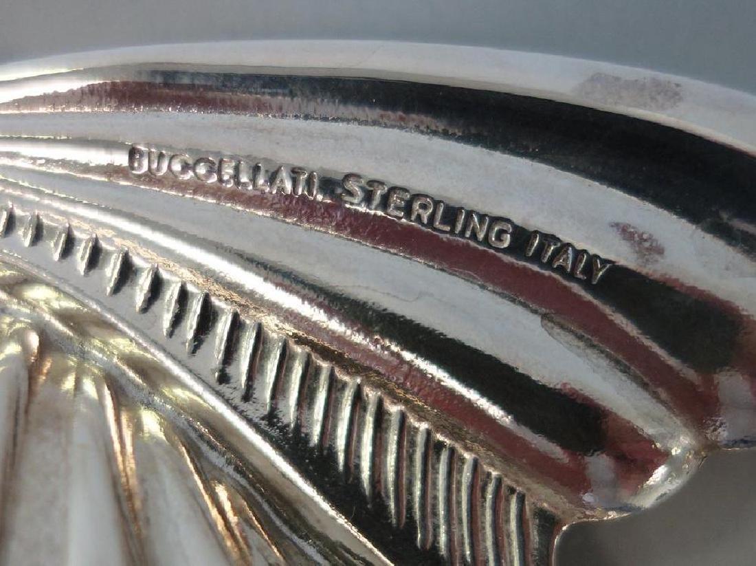 Buccellati Italian Sterling Scalloped Shell Dish - 4