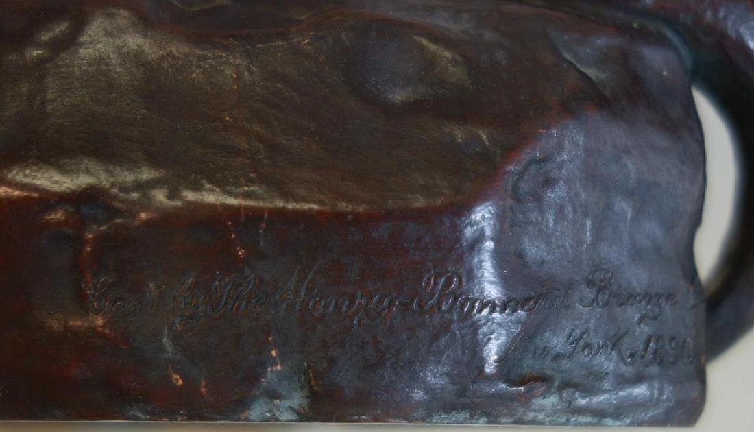 Barye Bronze, Cast by Henry-Bonnard, NY 1890 - 3