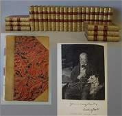 Sir Walter Scott, 25 Waverley Novels, Centenary Ed