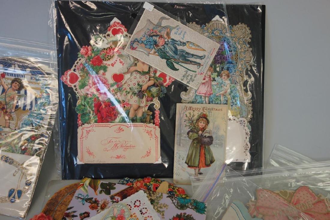 Victorian & Vintage Valentine Card Collection - 3