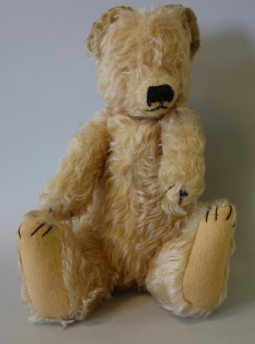 Merry Thought Teddy Bear & Steiff Squirrel - 2