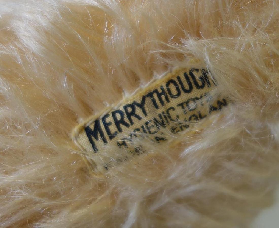 Merry Thought Teddy Bear & Steiff Squirrel - 3