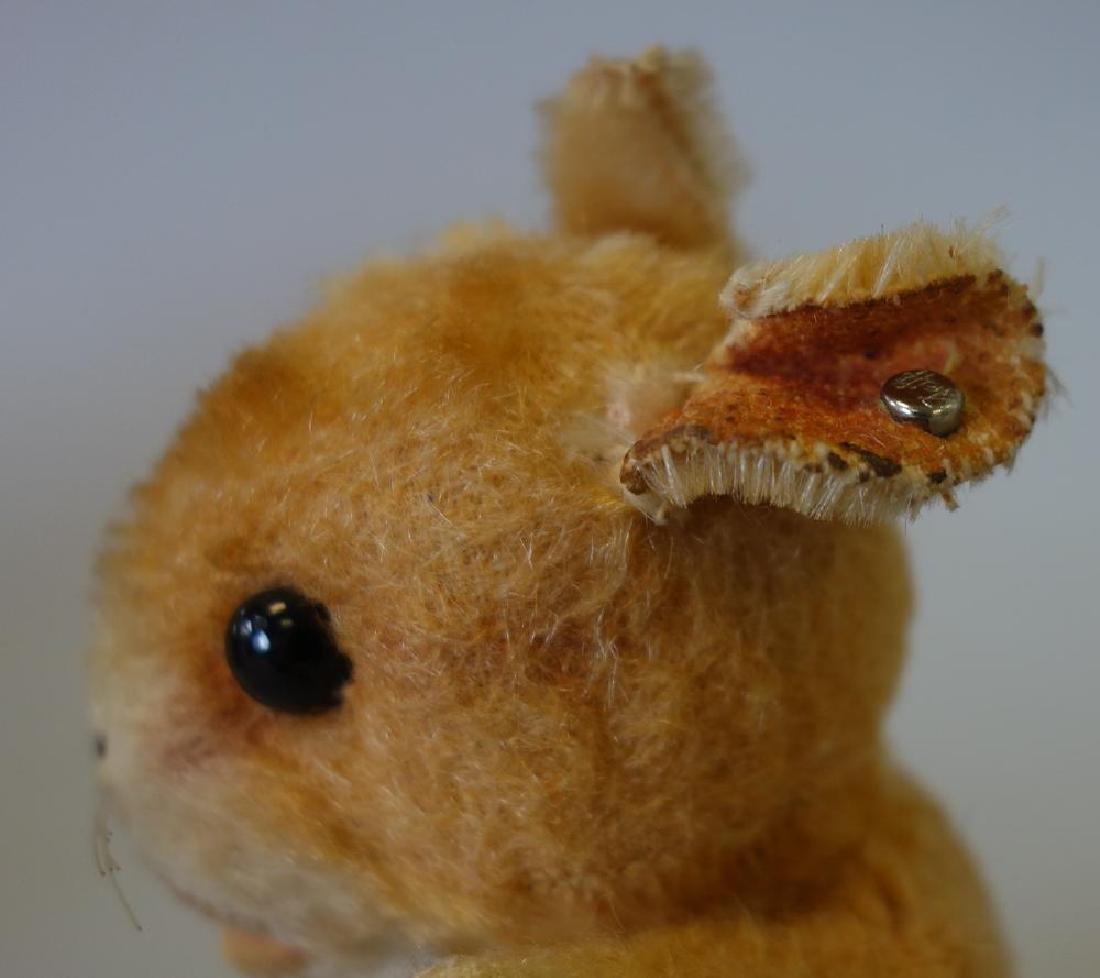 Merry Thought Teddy Bear & Steiff Squirrel - 5