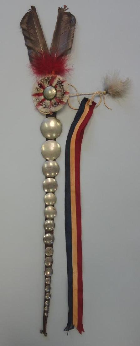 Native American Indian Ceremonial Ornament