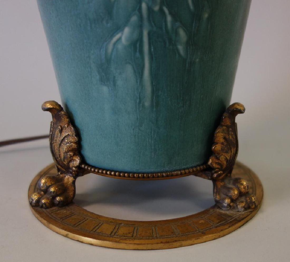 Rookwood Lamp Vase, Shirayamadani, Kataro - 3