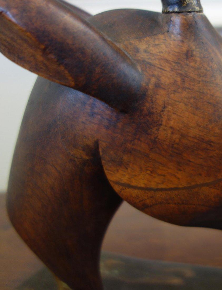 Franz Hagenauer Sculpture of an Ibex - 7