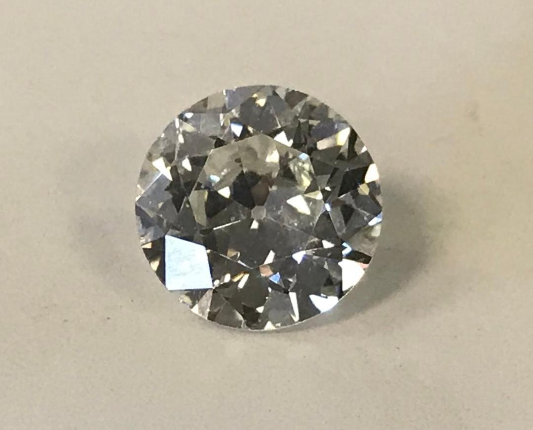 European Brilliant Cut Diamond, 1.83 carats