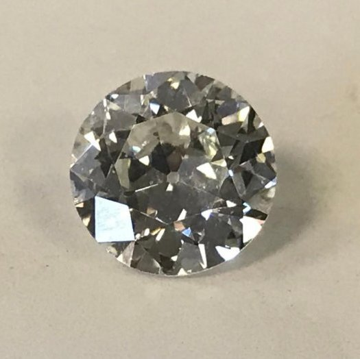 European Brilliant Cut Diamond, 1.83 carats - 2